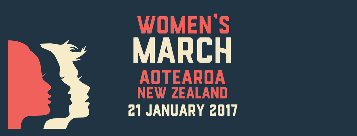 Women's March - Aotearoa/New Zealand